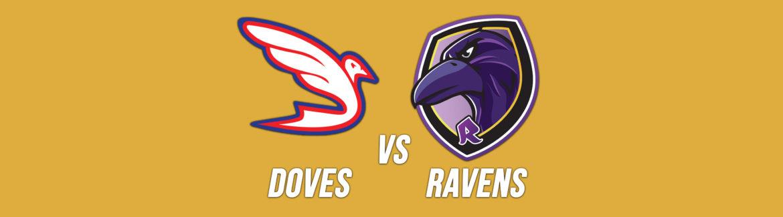 DOVES vs RAVENS